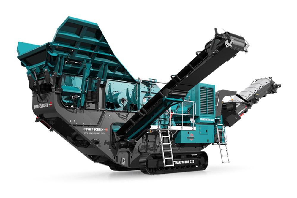 Power Screening Equipment - Impact Crusher